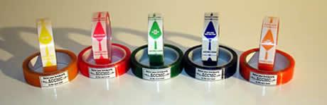 all tape rolls